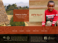 Responsive website: Rhotia Valley