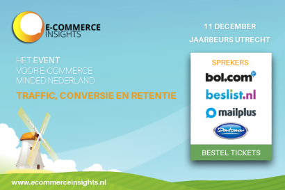 E-commerce Insights - 11 dec. in Utrecht