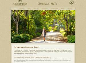 Forestdream Resort Kenia